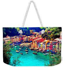 Portofino Dream Weekender Tote Bag