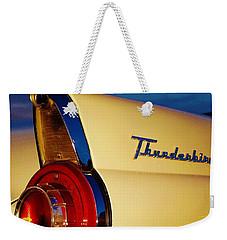 Portrait Of A Dream  Weekender Tote Bag by Daniel Thompson