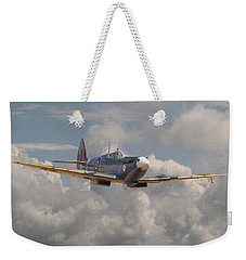 Portrait Of An Icon Weekender Tote Bag