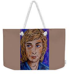 Portrait Of Barry 2 Weekender Tote Bag
