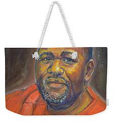 Portrait Of Felly Weekender Tote Bag
