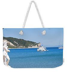 Poseidon 3 Weekender Tote Bag