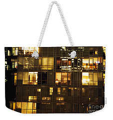 Weekender Tote Bag featuring the photograph Posh Dccxliii by Amyn Nasser