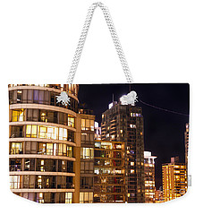 Weekender Tote Bag featuring the photograph Posh Neighbors Dccxl by Amyn Nasser