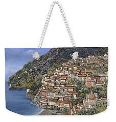 Positano E La Torre Clavel Weekender Tote Bag