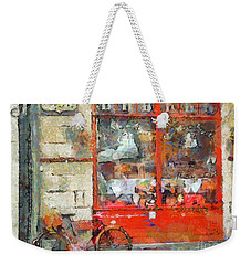 Postcard Perfect Weekender Tote Bag