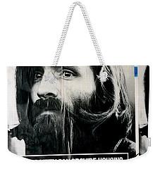 Poster Boy Charlie Weekender Tote Bag