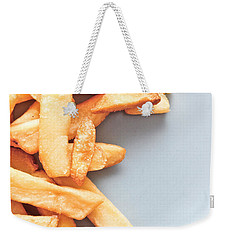Potato Chips Weekender Tote Bag by Tom Gowanlock