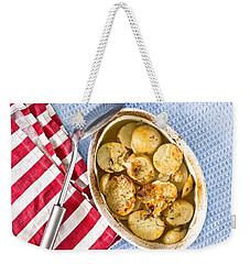 Potato Dish Weekender Tote Bag