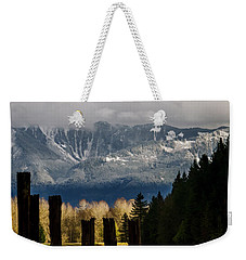 Potential - Landscape Photography Weekender Tote Bag by Jordan Blackstone