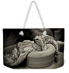 Potter Weekender Tote Bag by Caitlyn  Grasso