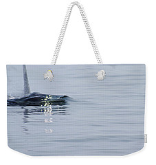 Weekender Tote Bag featuring the photograph Power In Motion by Marilyn Wilson