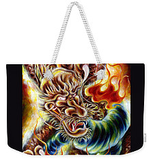 Power Of Spirit Weekender Tote Bag