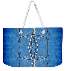 Power Up 3 Weekender Tote Bag