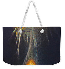 Powered By Light Weekender Tote Bag