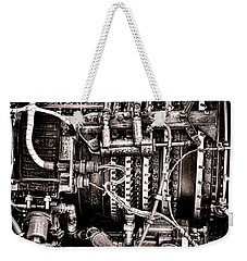 Powerplant Weekender Tote Bag