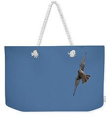 Prairie Diver Weekender Tote Bag