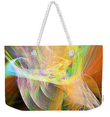 Praise Weekender Tote Bag by Margie Chapman
