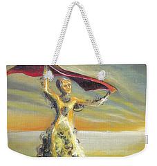 'praise You In This Storm' Weekender Tote Bag