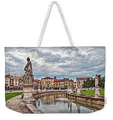 Prato Della Valle Weekender Tote Bag