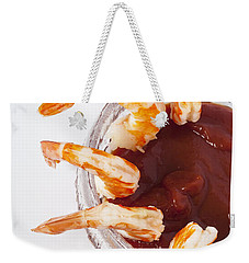 Prawn Cocktail Weekender Tote Bag