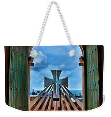 Prayers For Cartegena Weekender Tote Bag
