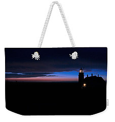 Pre Dawn Light Panorama At Quoddy Weekender Tote Bag