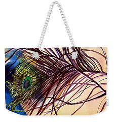 Preening For Attention Sold Weekender Tote Bag