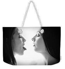 Prelude To A Kiss 2 Weekender Tote Bag