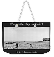Presque Isle State Park Erie Pennsylvania Weekender Tote Bag by A Gurmankin