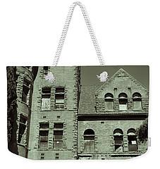 Preston Castle Tower Weekender Tote Bag by Holly Blunkall