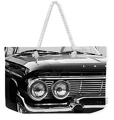 Pretty Chevy Weekender Tote Bag