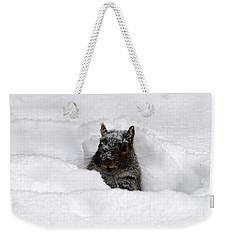 Pretty Cool Cat... Weekender Tote Bag