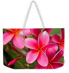 Pretty Hot In Pink Weekender Tote Bag