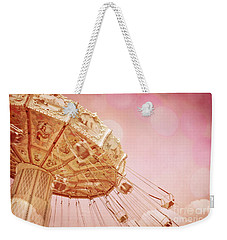 Carnival - Pretty In Pink Weekender Tote Bag