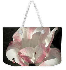 Pretty In Pink Weekender Tote Bag by Photographic Arts And Design Studio