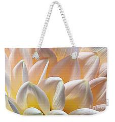 Pretty Pastel Petal Patterns Weekender Tote Bag