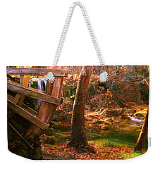 Price Falls 3 Of 5 Weekender Tote Bag by Jason Politte