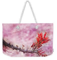 Prickly Beauty Weekender Tote Bag