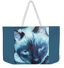 Prima Donna, Cat Weekender Tote Bag