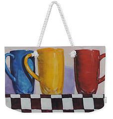 Primarily Coffee Weekender Tote Bag