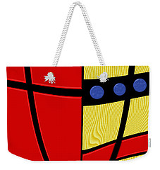 Primary Motivations 2 Weekender Tote Bag