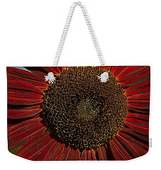 Primitive Sunflower 2 Weekender Tote Bag