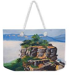 Prince Henry Cliff Australia Weekender Tote Bag