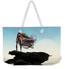 Princess Of Mars... Weekender Tote Bag by Tim Fillingim