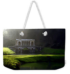 Prior Park Bath Weekender Tote Bag by Ron Harpham