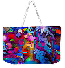 Prism K.w.two Weekender Tote Bag