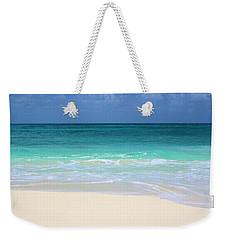 Pristine Beach Cancun Weekender Tote Bag