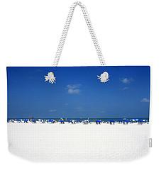Pristine Clearwater Weekender Tote Bag