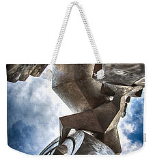 Pritchard Park Art Is Looking Up Weekender Tote Bag